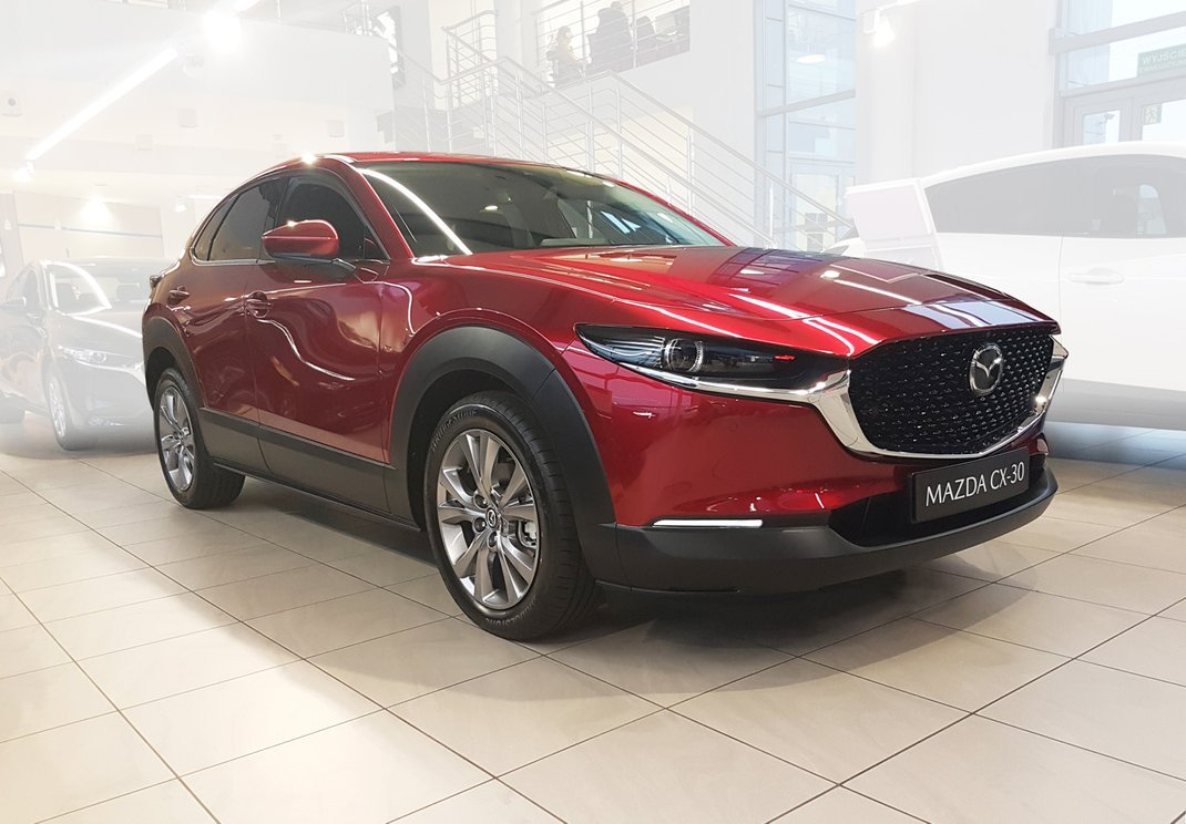 Mazda CX-30, model pomiędzy CX-3 a CX-5